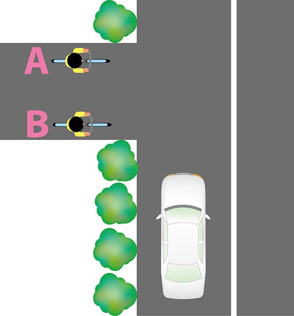 自転車の右側通行1