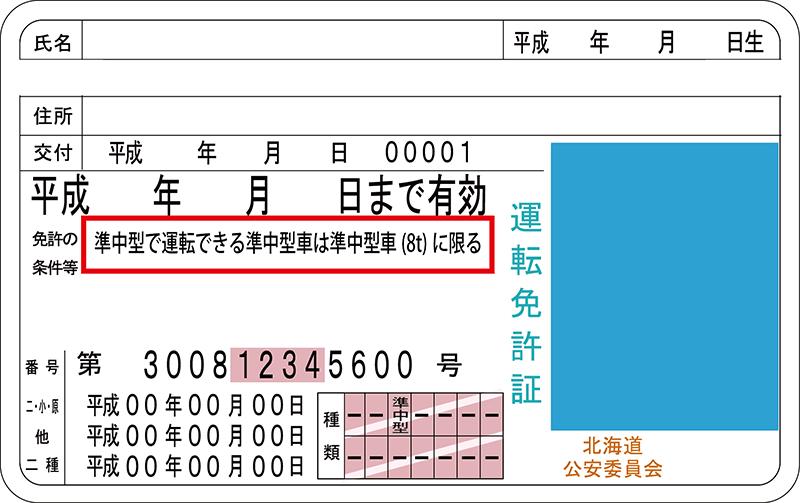 準 中型 免許